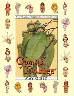 Maygibbs gumnut babies