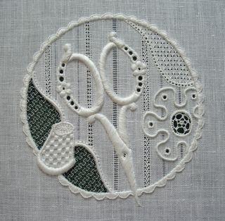 Embroiderer'sWorkbasket